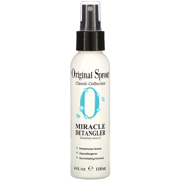 Classic Collection, Miracle Detangler, 4 fl oz (118 ml)