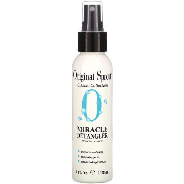 Miracle Detangler, For Babies & Up, 4 fl oz (118 ml)