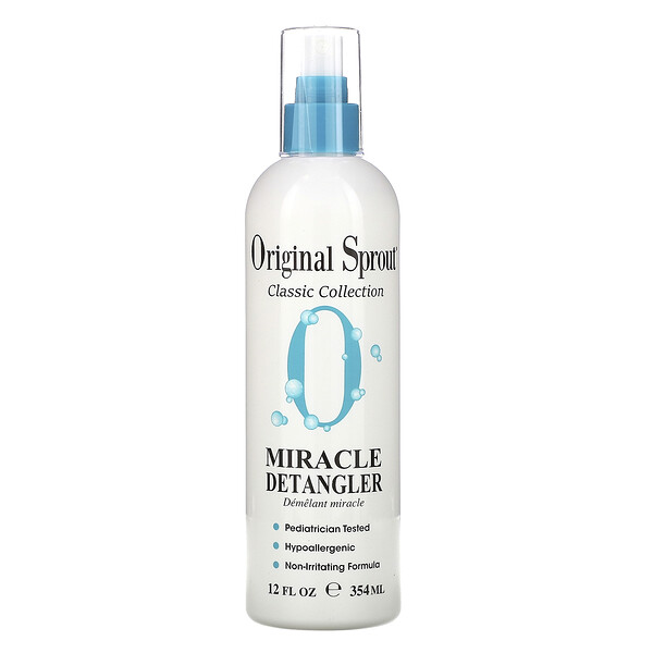 Miracle Detangler, 12 fl oz (354 ml)