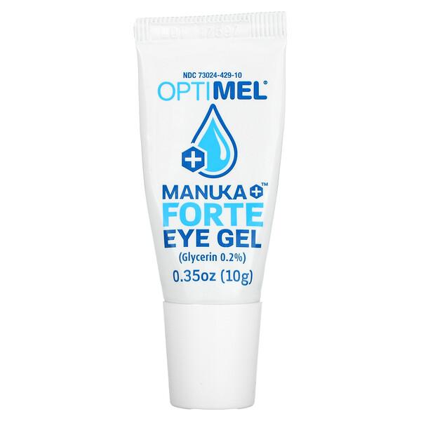 Manuka+ Forte Eye Gel, 0.35 oz (10 g)