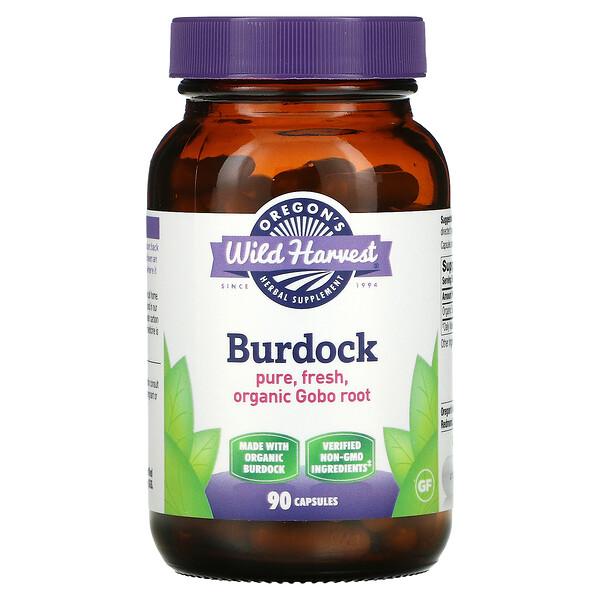 Burdock, 90 Capsules