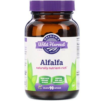 Alfalfa, 90 Capsules