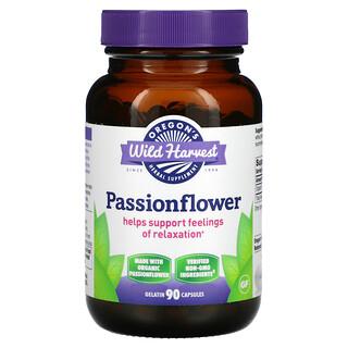 Oregon's Wild Harvest, Passionflower, 90 Gelatin Capsules