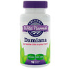 Дамиана, 90 вегетарианских капсул без ГМО