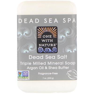 Купить Мыло с минералами Мертвого Моря, 7 унций (200 г)