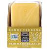 One with Nature, Dead Sea Mineral Soap, Lemon Verbena, 6 Bars, 4 oz (114 g) Each