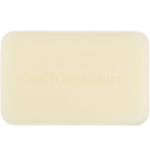One with Nature, Dead Sea Mineral Soap, Goat's Milk & Lavender, 6 Bars, 4 oz (114 g) Each