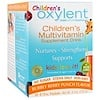 Vitalah, Children's Oxylent,Multivitamin Supplement Drink, Bubbly Berry Punch, 30 Stick Packets, 4.5 g Each