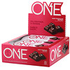 One Brands, One Bar, Chocolate Amargo e Sal Marinho, 12 Barras, 60 g (2,12 oz) Cada