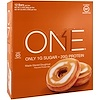 Oh Yeah!, One Bar, Maple Glazed Doughnut, 12 Bars, 2.12 oz (60 g) Each