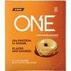 One Brands, ONEBar, Dona glaseada con arce, 12barritas, 60g (2,12oz) cada una