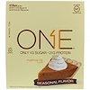Oh Yeah!, One Bar, Pumpkin Pie Flavor, 12 Bars, 2.12 oz (60 g) Each