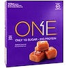 Oh Yeah!, One Bar, Salted Caramel, 12 Bars, 2.12 oz (60 g) Each