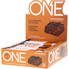 One Brands, Uma Barra, Brownie de Chocolate, 12 Barras, 60 g (2,12 oz) Cada
