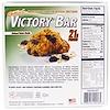 One Brands, ビクトリーバー、 オートミールレーズン クッキー、 12バー、 各2.29 oz (65 g) (Discontinued Item)