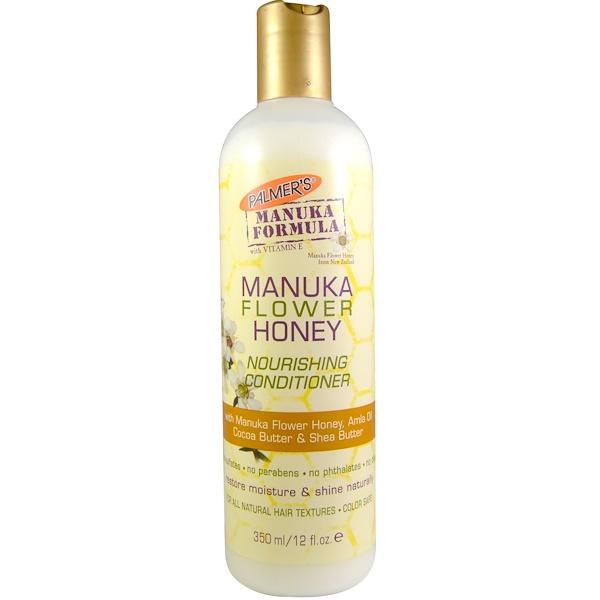 Palmer's, Manuka Flower Honey Nourishing Conditioner, 12 fl oz (350 ml) (Discontinued Item)