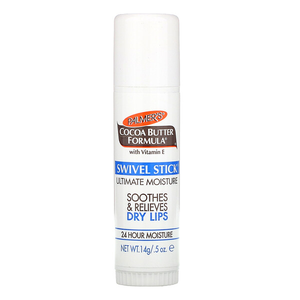 Palmer's, Cocoa Butter Formula with Vitamin E, Swivel Stick, .5 oz (14 g)