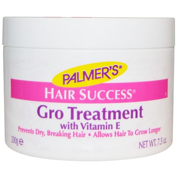 Palmer's, Hair Success, Gro Treatment, with Vitamin E, 7.5 oz (200 g)