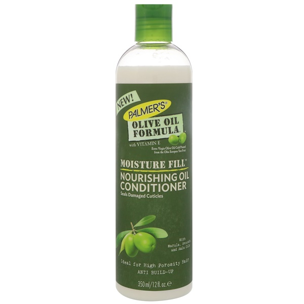 Palmer's, Olive Oil Formula, Moisture Fill, Nourishing Oil Conditioner, 12 fl oz (350 ml) (Discontinued Item)