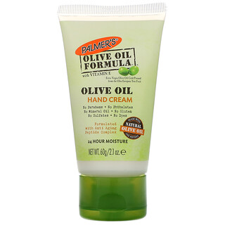 Palmer's, Olive Oil Formula, With Vitamin E, Hand Cream, 2.1 oz (60 g)