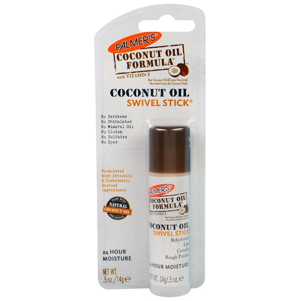 Palmer's, Coconut Oil Swivel Stick, .5 oz (14 g) (Discontinued Item)