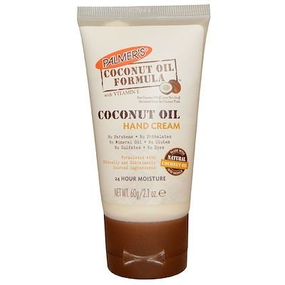Palmer's Coconut Oil, Hand Cream, 2.1 oz (60 g)