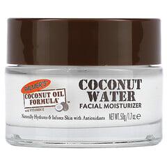 Palmer's, 椰子油配方,含維生素 E,椰子汁面部保濕潤膚霜,1.7 盎司(50 克)