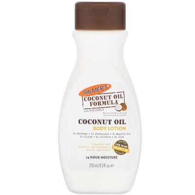 Формула на основе кокосового масла, лосьон для тела, 250 мл