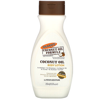 Palmer's, Coconut Oil Formula with Vitamin E, Body Lotion, 8.5 fl oz (250 ml)
