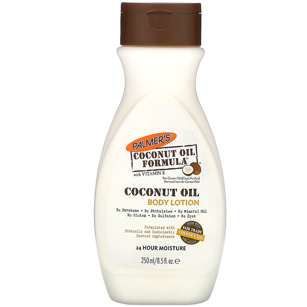 Palmer's, Coconut Oil Formula with Vitamin E, Body Lotion, 8.5 fl oz (250 ml)