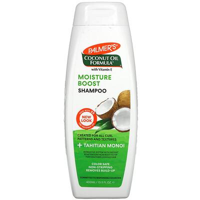 Купить Palmer's Coconut Oil Formula с витамином E, увлажняющий шампунь, 400мл (13, 5жидк.унции)