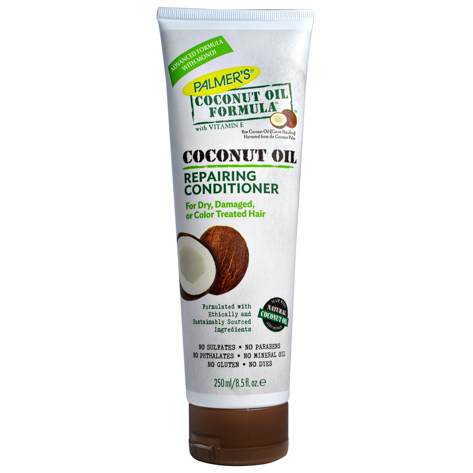 palmer s coconut oil formula repairing conditioner 8 5 fl oz 250