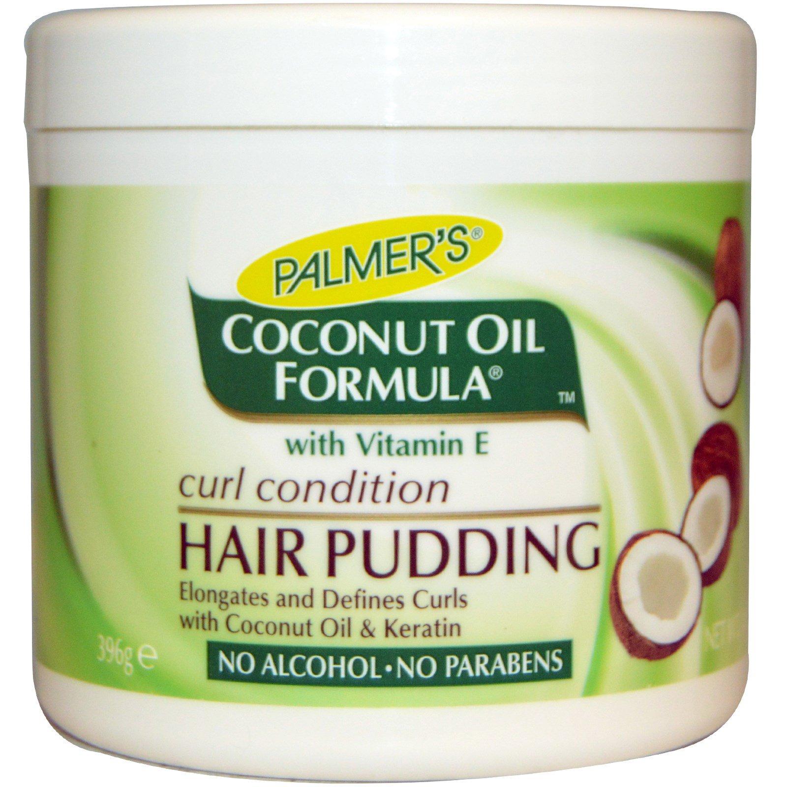 Palmer's, Пудинг для волос, для кудрей, 396 г (14 унций)