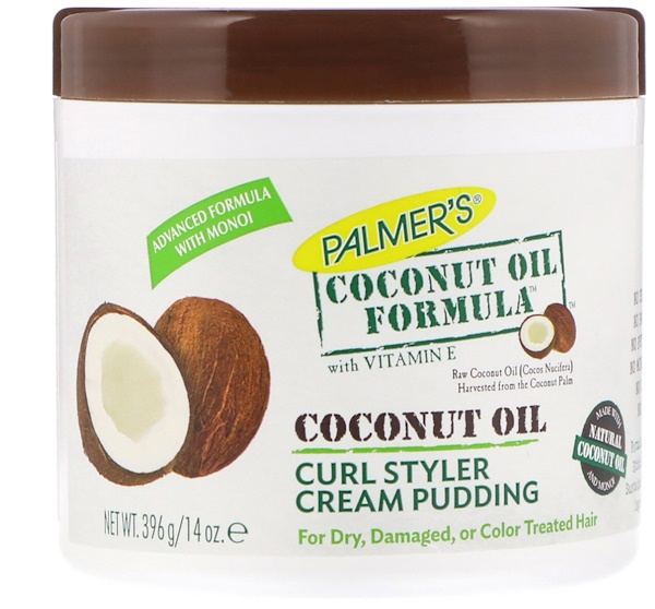Curl Styler Cream Pudding, 14 oz (396 g)
