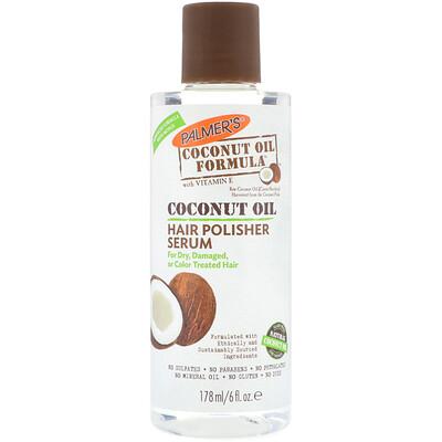 Купить Сыворотка для разглаживания волос, 6 жидких унций (178 мл)