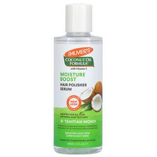 Palmer's, Coconut Oil Formula, Moisture Boost Hair Polisher Serum, 6 fl oz (178 ml)