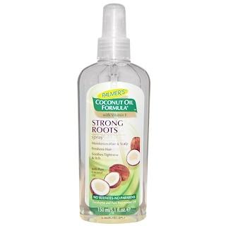 Palmer's, Coconut Oil Formula, Strong Roots Spray, 5.1 fl oz (150 ml)