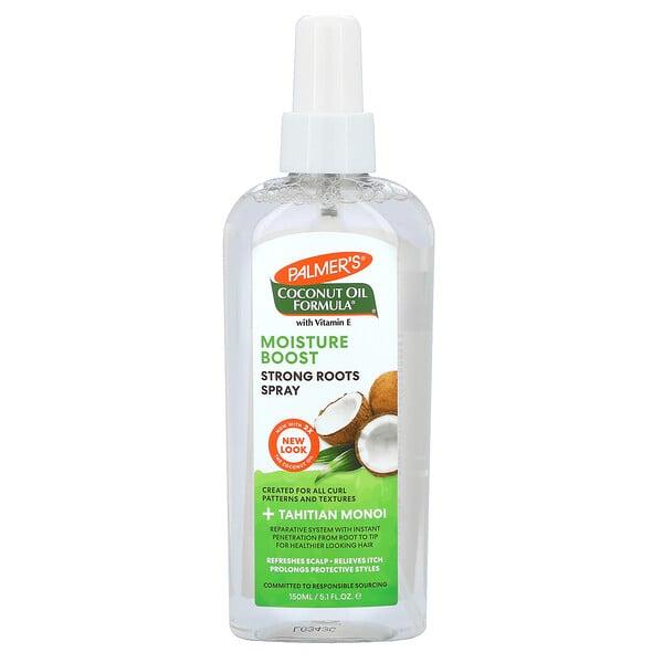 Palmer's, Coconut Oil Formula, Moisture Boost Strong Roots Spray, 5.1 fl oz (150 ml)