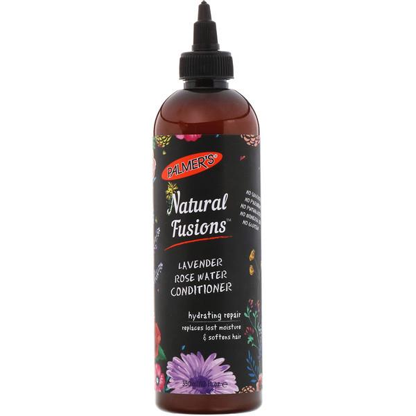 Natural Fusions, Lavender Rosewater Conditioner, 12 fl oz (350 ml)