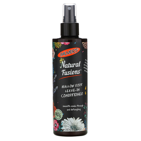 Palmer's, Natural Fusions, Mallow Root Leave-In Conditioner, 8.5 fl oz (250 ml) (Discontinued Item)
