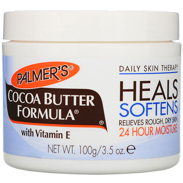 Cocoa Butter Formula with Vitamin E, 3.5 oz (100 g)