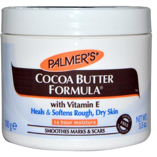 Palmer's, 可可脂配方,含維生素E,3、5盎司(100克)