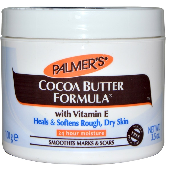 Palmer's, Формула какао-масло с витамином Е, 100 г (3,5 унции)