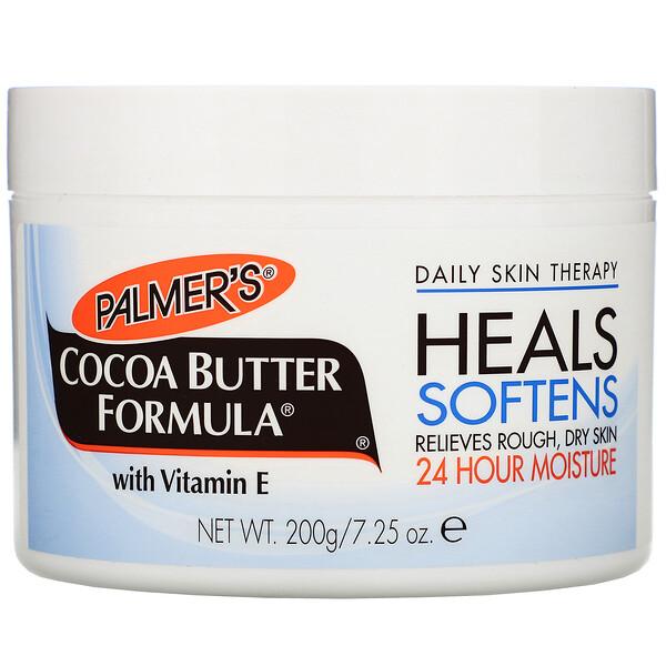 Cocoa Butter Formula, 7.25 oz (200 g)