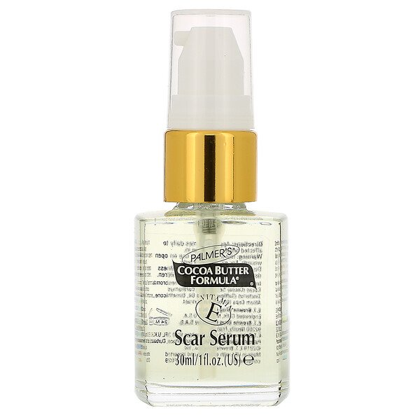 Scar Serum, Cocoa Butter Formula, 1 fl oz (30 ml)