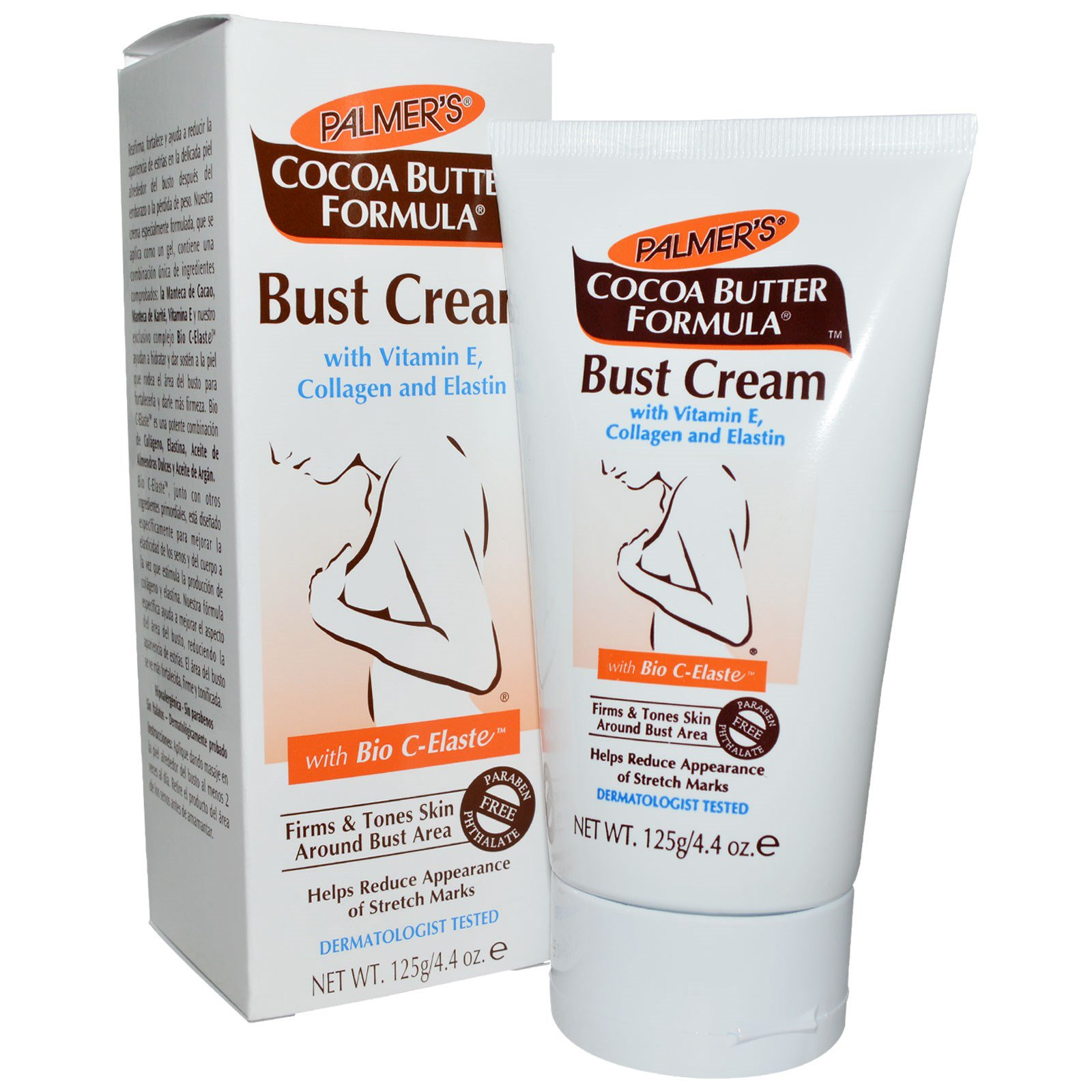 Palmer S Cocoa Butter Formula Bust Cream With Bio C