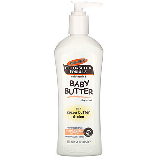 Palmer's, Cocoa Butter Formula with Vitamin E, Baby Butter Gentle Daily Lotion, 8.5 fl oz (250 ml)