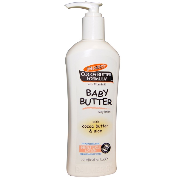 Palmer's, Cocoa Butter Formula, Baby Butter, Gentle Daily Lotion, 8.5 fl oz (250 ml)
