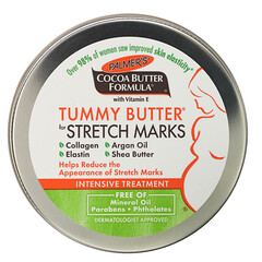Palmer's, Cocoa Butter Formula® Tummy Butter® 收腹乳,4.4 盎司(125 克)