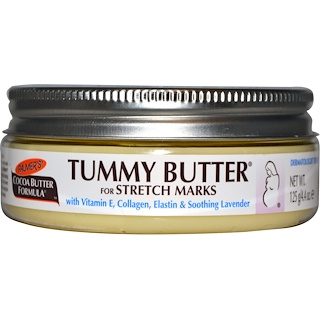 Palmer's, Cocoa Butter Formula, Tummy Butter, For Stretch Marks, 4.4 oz (125 g)